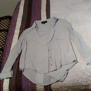 Beulah style blouse